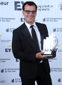 Ernst and Young Honors Accela CEO Maury Blackman