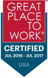 Accela Honored with Great Place to Work® Certification