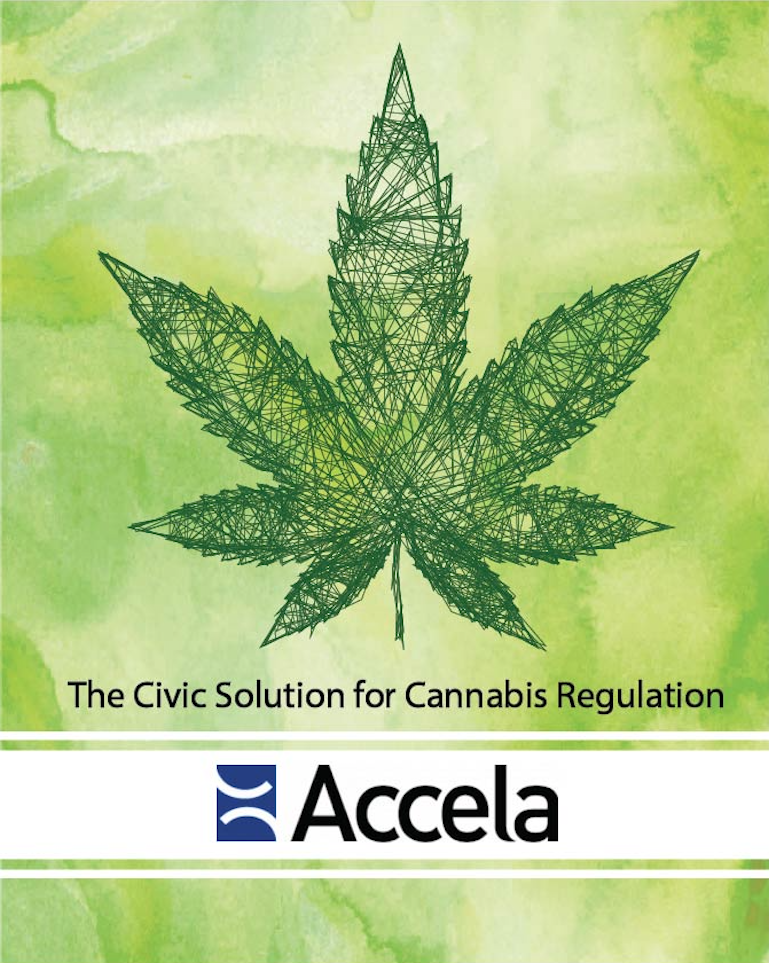 Accela Civic Solution for Cannabis