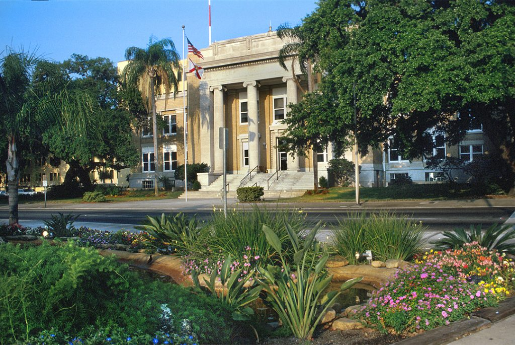 Pinellas County, Florida Courthouse
