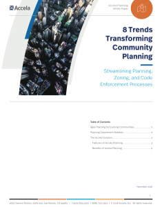 8 Trends Transforming Community Planning