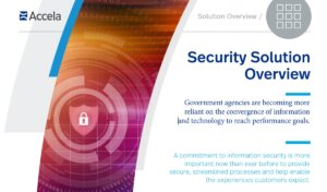 Security Solution Overview